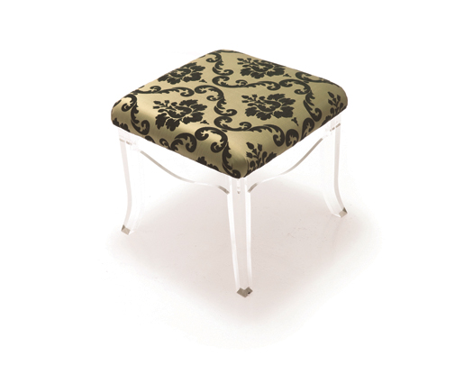 Josephine Boudoir Stool - New Items - Spectrum West
