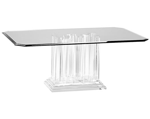 Andorra Dining Base - Dining Tables - Spectrum Collection