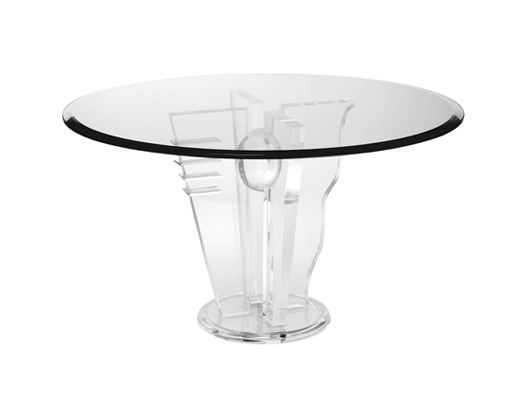 Brazzaville Dining Base - Dining Tables - Spectrum Collection