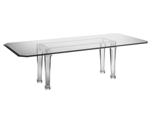 Edinburgh Dining Table - Dining Tables - Spectrum Collection