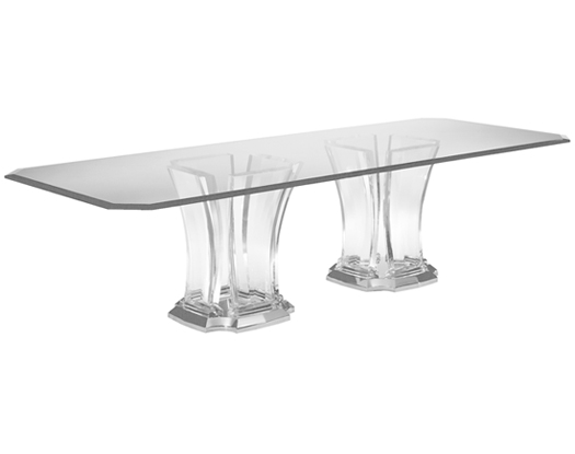 Jerusalem Dining Base 6104I - Dining Tables - Spectrum Collection
