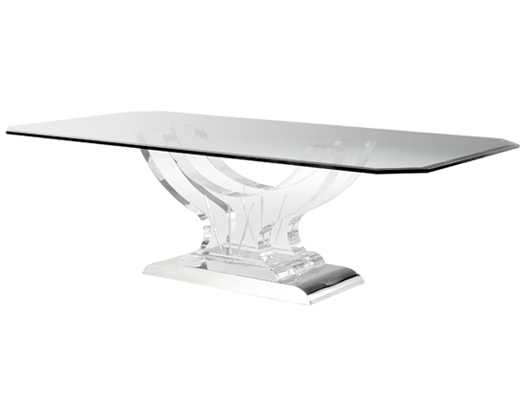 Kuwait Dining Table - Dining Tables - Spectrum Collection