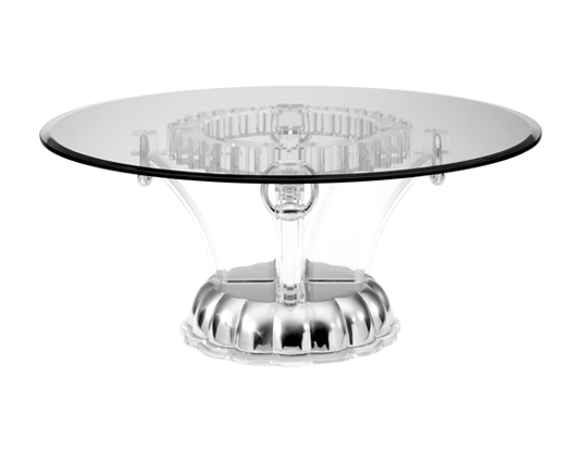 Riga Dining Table 6169 - Dining Tables - Spectrum Collection