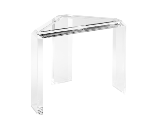 Moscow Corner Table - Occassional Tables - Spectrum Limited Collection