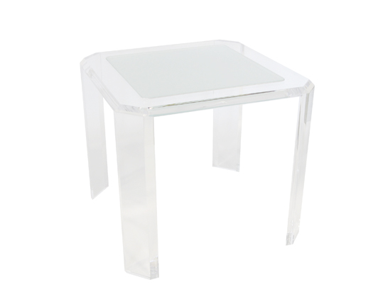 Moscow Card Table - Ocassional Tables - Spectrum Limited
