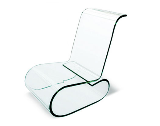 Folded Lazy Chair - Chars - Spectrum West
