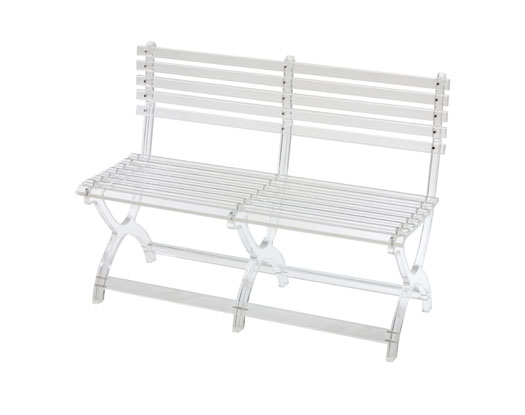 Long Grill Bench - Chairs - Spectrum West
