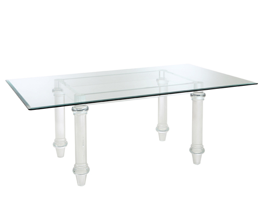Courtier Dining Base - Dining Tables - Spectrum West Collection
