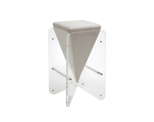Nile High Bar Stool - Stools - Spectrum West Collection