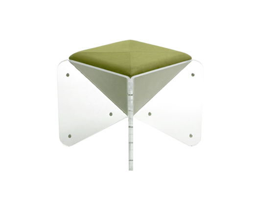 Nile Low Stool - New Designs - Spectrum West Collection