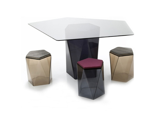 Pentagonal Dining Set - New Items - Spectrum West