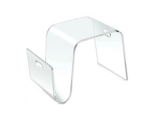 Pocket Table - Acrylic Side Tables - Spectrum West