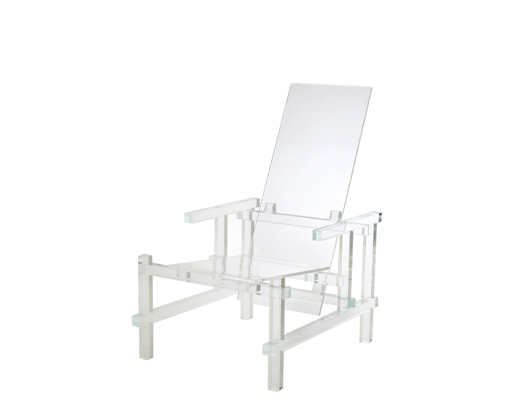 Rietveld Chair - New Designs - Spectrum West Collection
