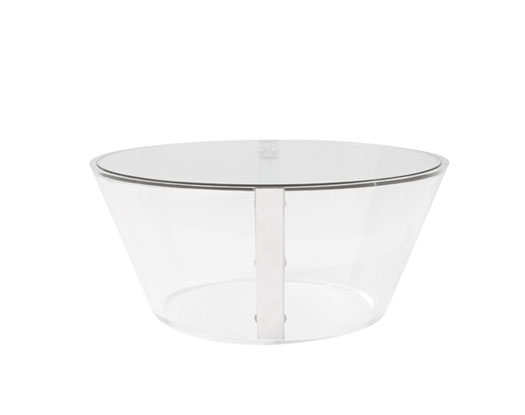 Small Ova Cona Cocktail Table - New Items - Spectrum West Collection