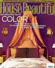 House Beautiful September 2004 Thumbnail