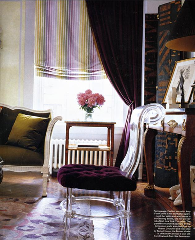 Elle Decor October 2006 Detail