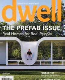 Dwell February 2009 Thumbnail