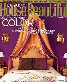 House Beautiful September 2004 Thumbnail